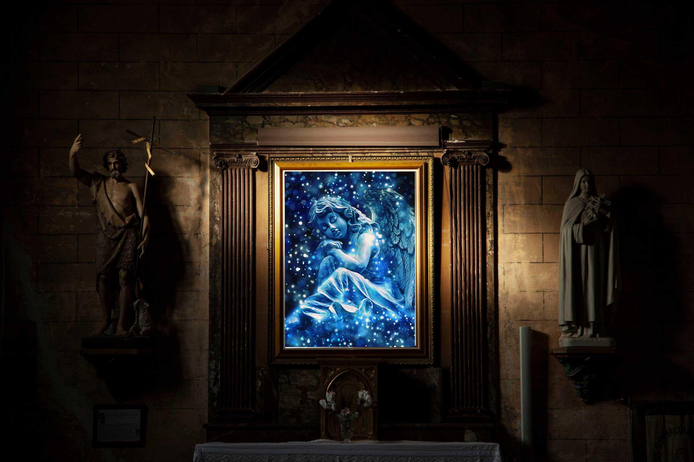 Engelkarte Die nächsten Monate Botschaft