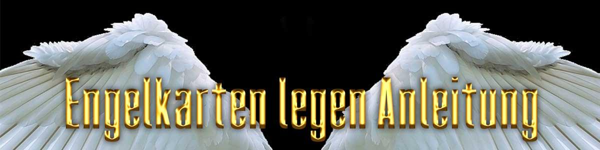Engelkarten legen Anleitung